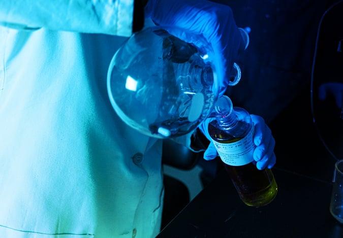 Dober's team of chemists offer onsite support