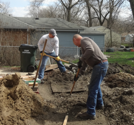 Dober Works with Habitat for Humanity